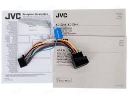 JVC KD X 141