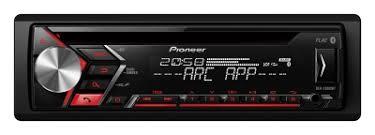 Pioneer MVH S3000BT-K