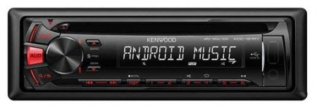 Kenwood KDC 121RY  cd ресивер