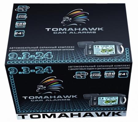TOMOHAWK 9.3 dialog 24V