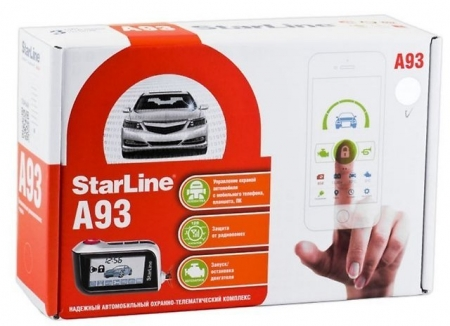 Star Line A93 2CAN+2LIN eco