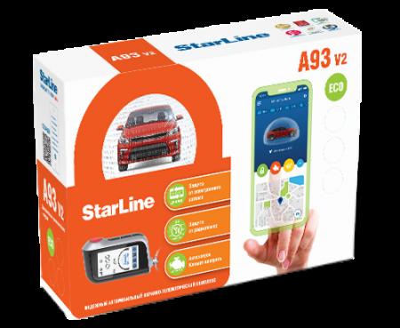 StarLine A93 v2 ECO