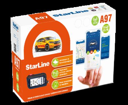 StarLine A97 BT GSM