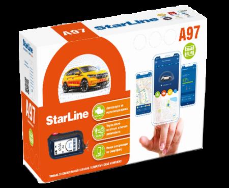 StarLine A97 BT