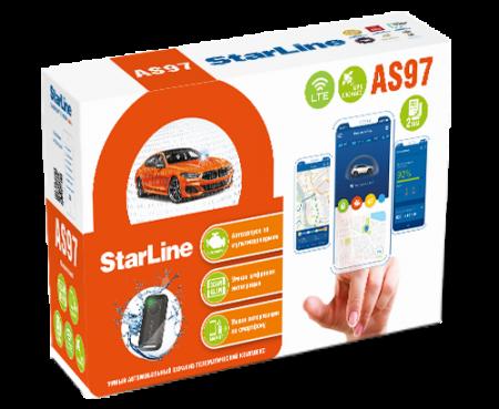 StarLine AS97 2SIM LTE-GPS