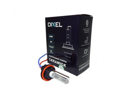 Ксеноновая лампа Dixel CN H8/H9/H11 6000K