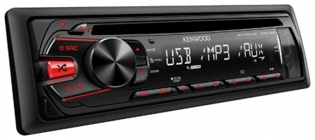 Kenwood KDC 161URY  cd ресивер
