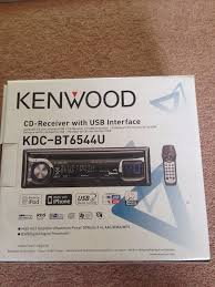 KENWOOD KDC BT6544UY