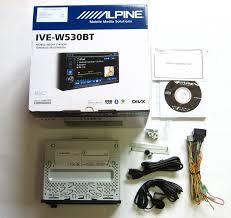 ALPINE IVE W530BT