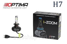 PSX24W Optima LED i-ZOOM, Seoul-CSP, Warm White, 9-32V
