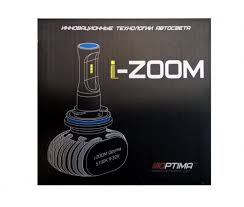H27 / 880 Optima LED i-ZOOM, Seoul-CSP, White, 9-32V