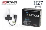 H27 / 881 Optima LED i-ZOOM, Seoul-CSP, Warm White, 9-32V 1026
