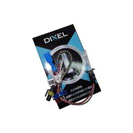 Ксеноновая лампа Dixel UXV H3 6000K Ceramic