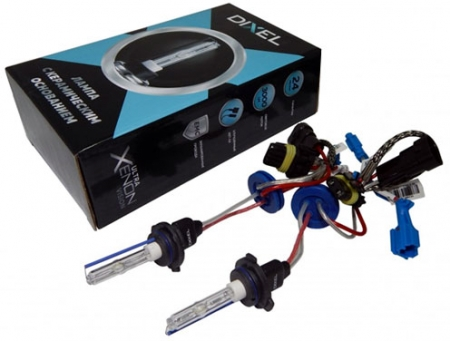 Ксеноновая лампа Dixel UXV HB3 4300K Ceramic