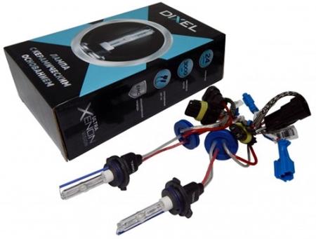 Ксеноновая лампа Dixel UXV HB3 5000K Ceramic